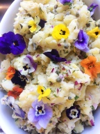 Potato Salad, Capers, Red Onion, Dill & Mint