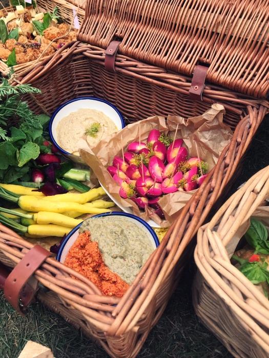 beetroot, pickled, eggs, crudités, muhamara, walnut, bagna cauda, cambodian, wedding, dip, radishes